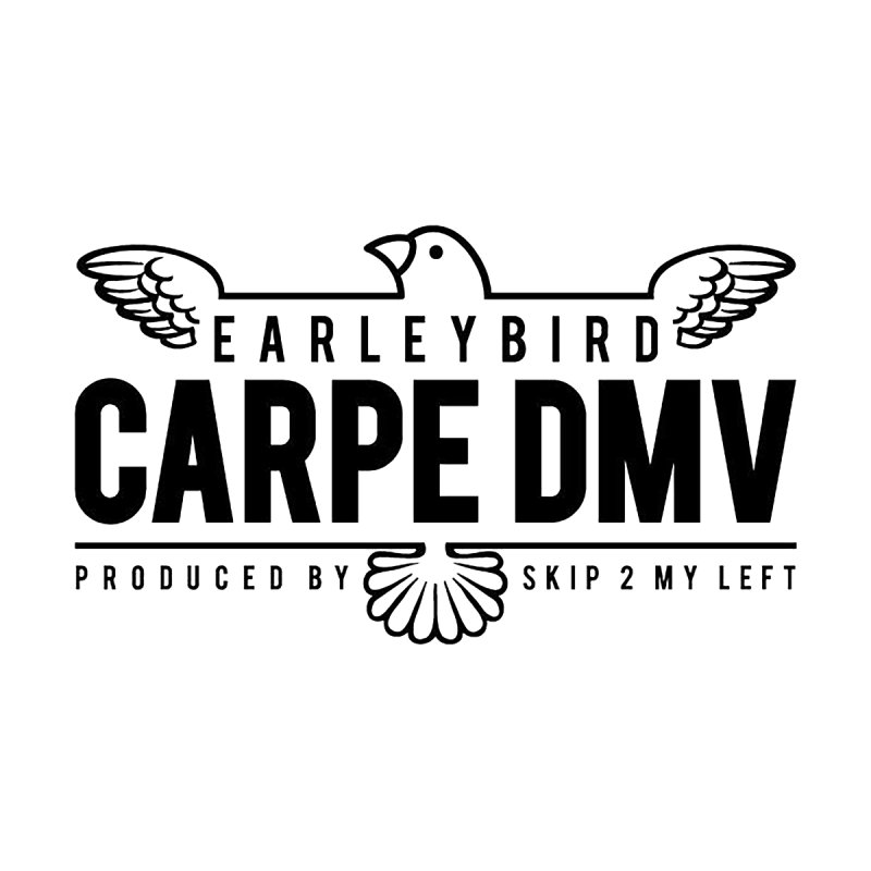 Carpe DMV Women's Longsleeve T-Shirt by birdboogie's Artist Shop