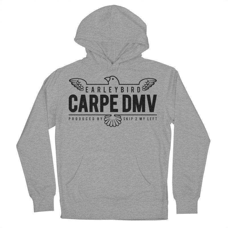Carpe DMV Men's French Terry Pullover Hoody by birdboogie's Artist Shop
