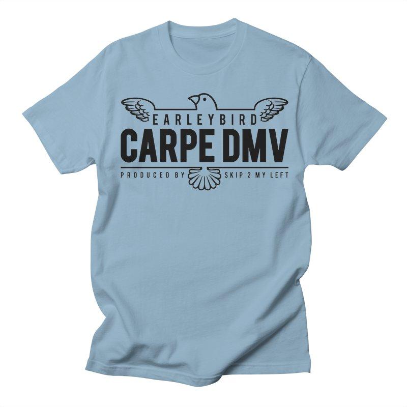 Carpe DMV Men's T-Shirt by birdboogie's Artist Shop