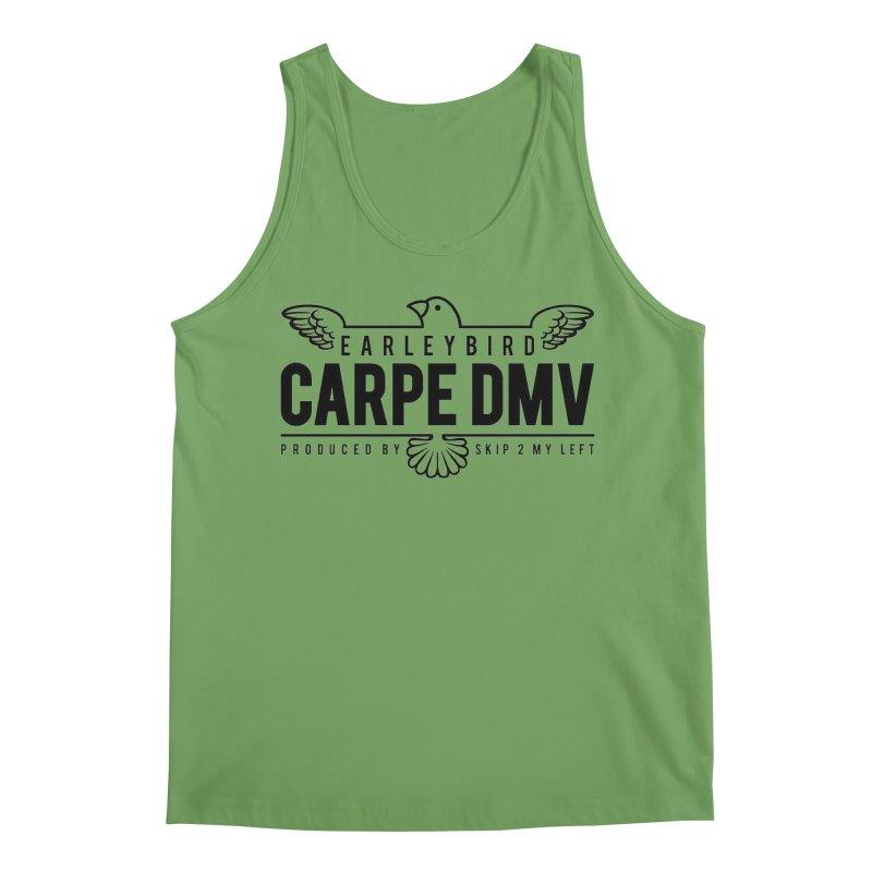 Carpe DMV Men's Tank by birdboogie's Artist Shop