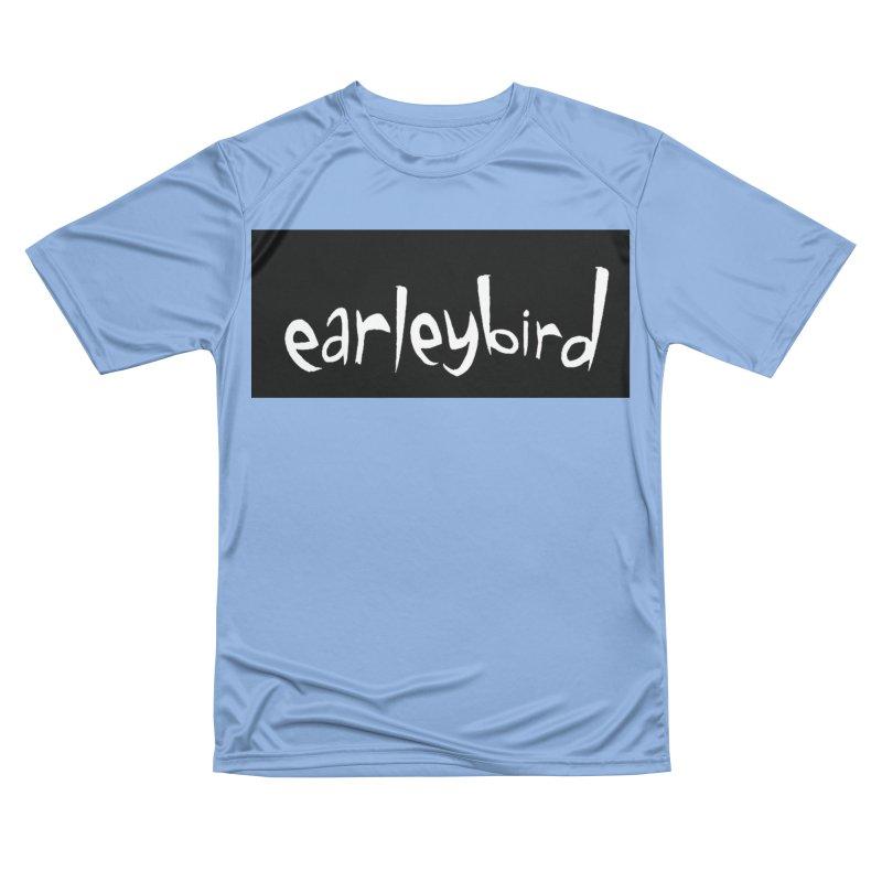 Earleybird logo Men's T-Shirt by birdboogie's Artist Shop