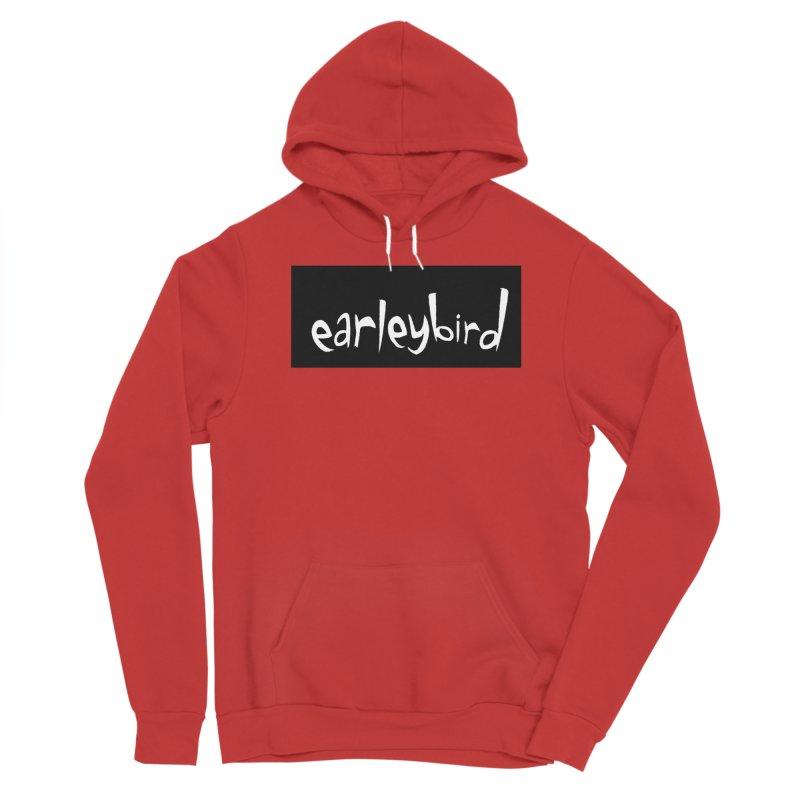 Earleybird logo Women's Pullover Hoody by birdboogie's Artist Shop
