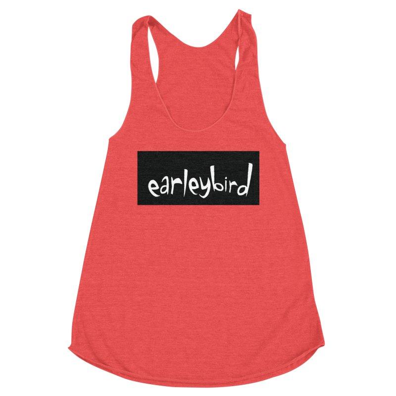 Earleybird logo Women's Tank by birdboogie's Artist Shop
