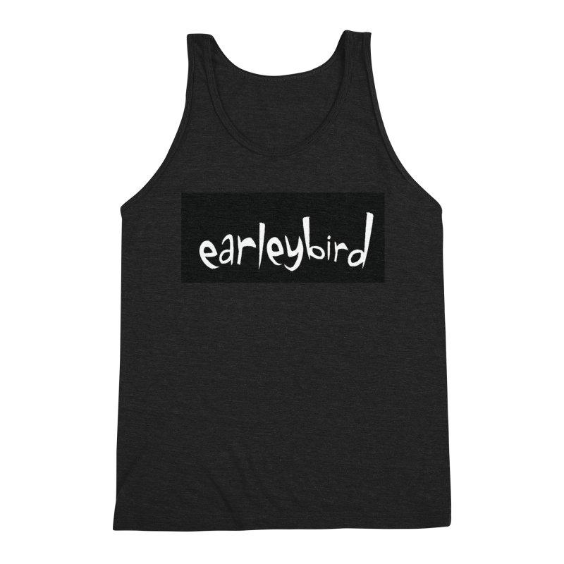 Earleybird logo Men's Tank by birdboogie's Artist Shop