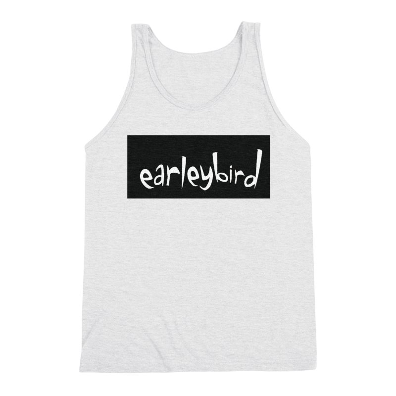 Earleybird logo Men's Tank by birdboogie's Artist Shop