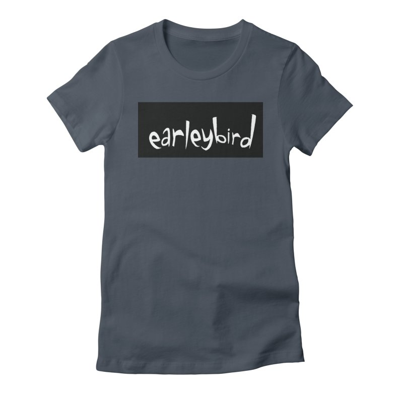 Earleybird logo Women's T-Shirt by birdboogie's Artist Shop