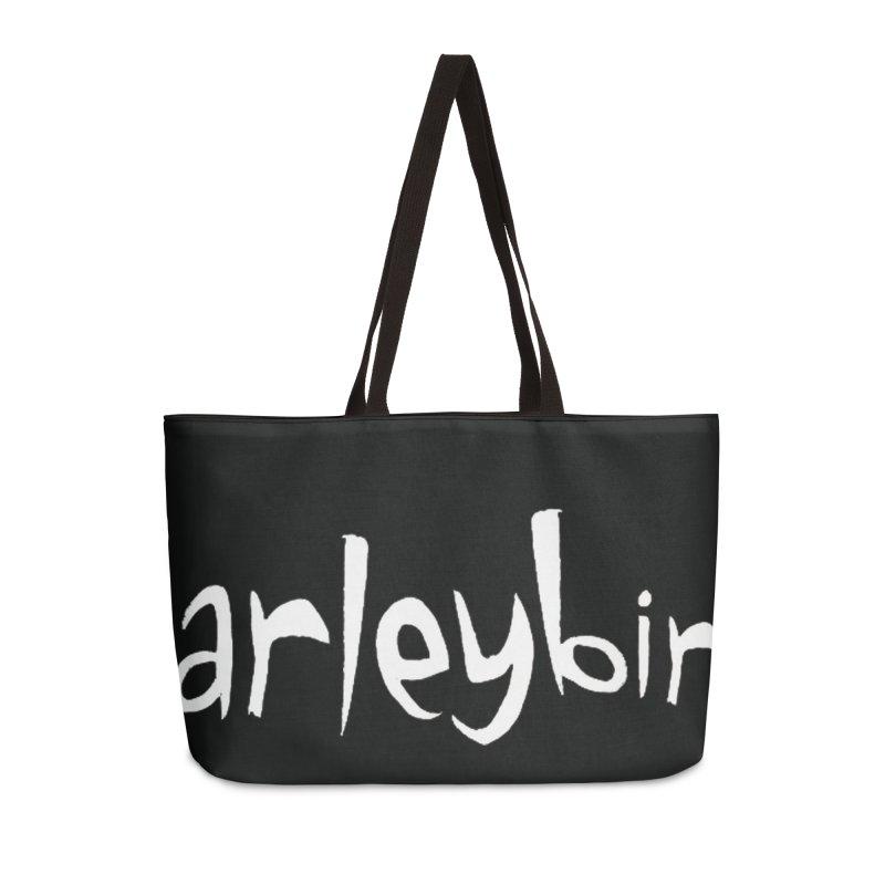 Earleybird logo Accessories Bag by birdboogie's Artist Shop