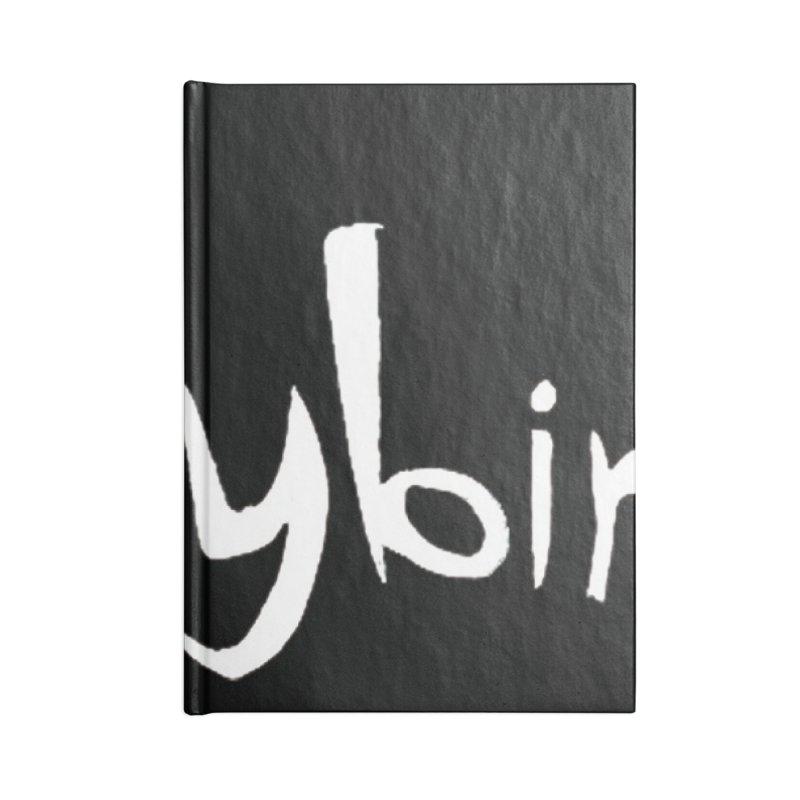 Earleybird logo Accessories Notebook by birdboogie's Artist Shop