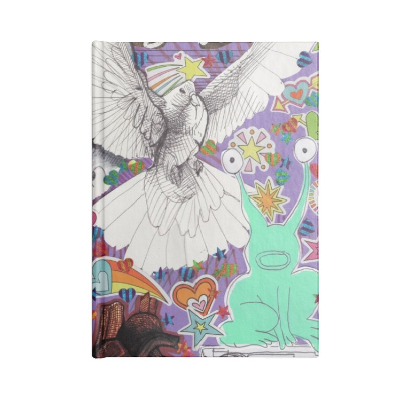 Heartbeat Photogenic Accessories Notebook by birdboogie's Artist Shop