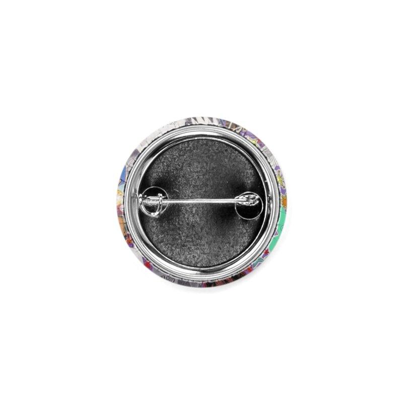 Heartbeat Photogenic Accessories Button by birdboogie's Artist Shop