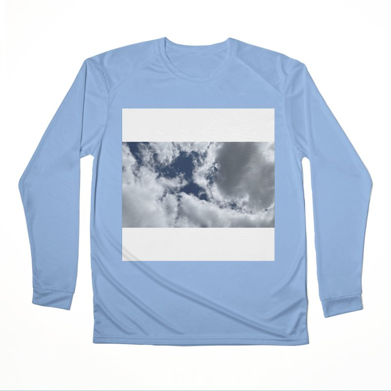 Everything Is Imaginary Men's Longsleeve T-Shirt by birdboogie's Artist Shop