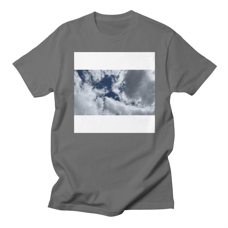 Everything Is Imaginary Men's T-Shirt by birdboogie's Artist Shop
