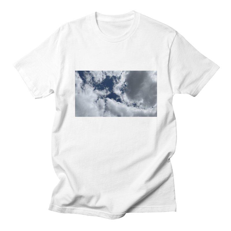 Everything Is Imaginary Men's T-Shirt by birdboogie's Artist Shop