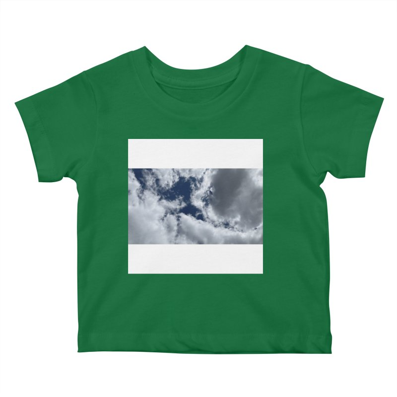 Everything Is Imaginary Kids Baby T-Shirt by birdboogie's Artist Shop