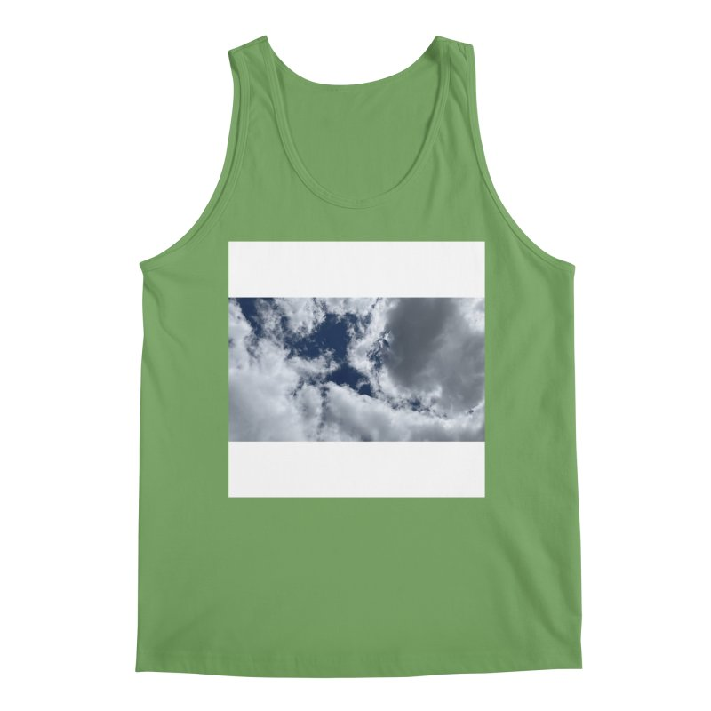 Everything Is Imaginary Men's Tank by birdboogie's Artist Shop
