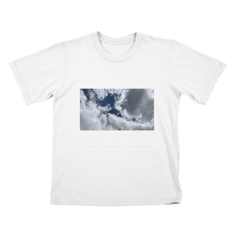 Everything Is Imaginary Kids T-Shirt by birdboogie's Artist Shop