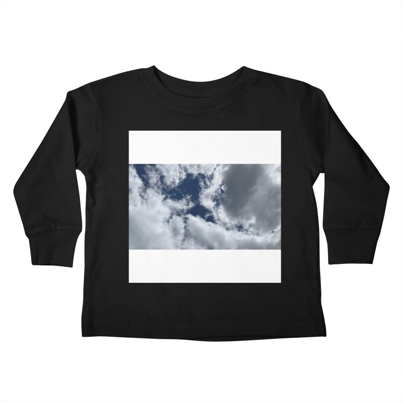 Everything Is Imaginary Kids Toddler Longsleeve T-Shirt by birdboogie's Artist Shop