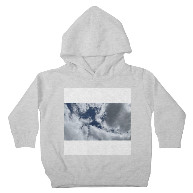 Everything Is Imaginary Kids Toddler Pullover Hoody by birdboogie's Artist Shop