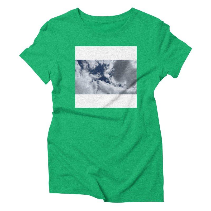 Everything Is Imaginary Women's T-Shirt by birdboogie's Artist Shop