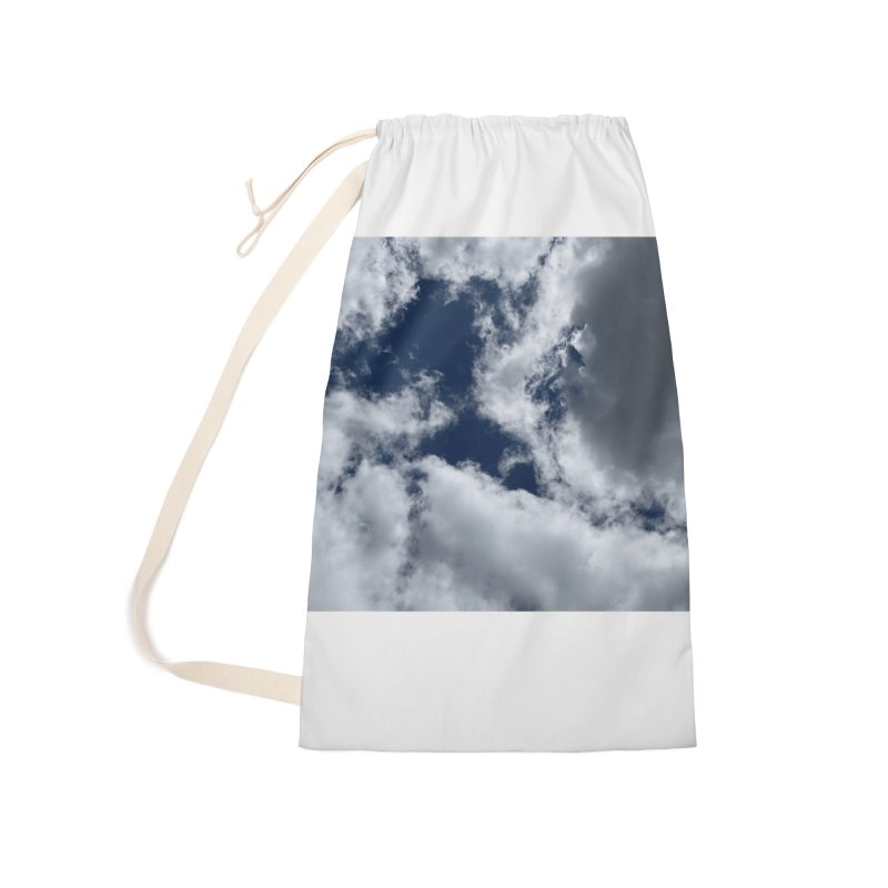 Everything Is Imaginary Accessories Bag by birdboogie's Artist Shop