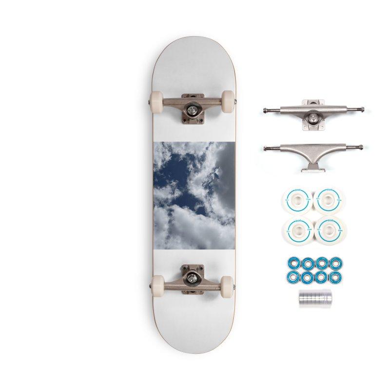 Everything Is Imaginary Accessories Skateboard by birdboogie's Artist Shop