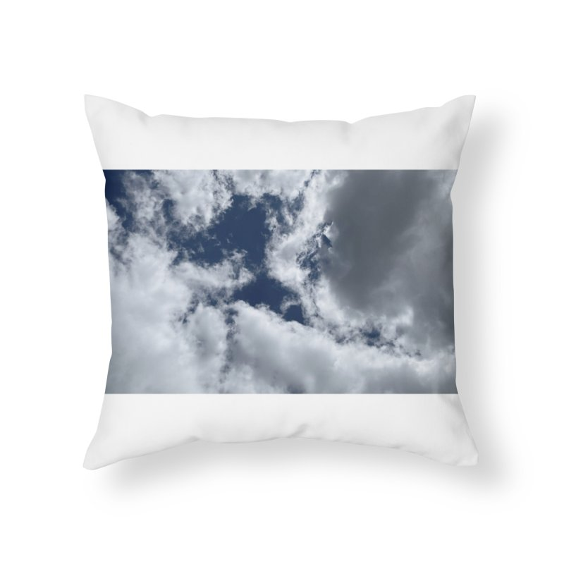 Everything Is Imaginary Home Throw Pillow by birdboogie's Artist Shop