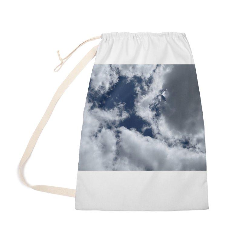 Everything Is Imaginary Accessories Bag by birdboogie's Artist Shop