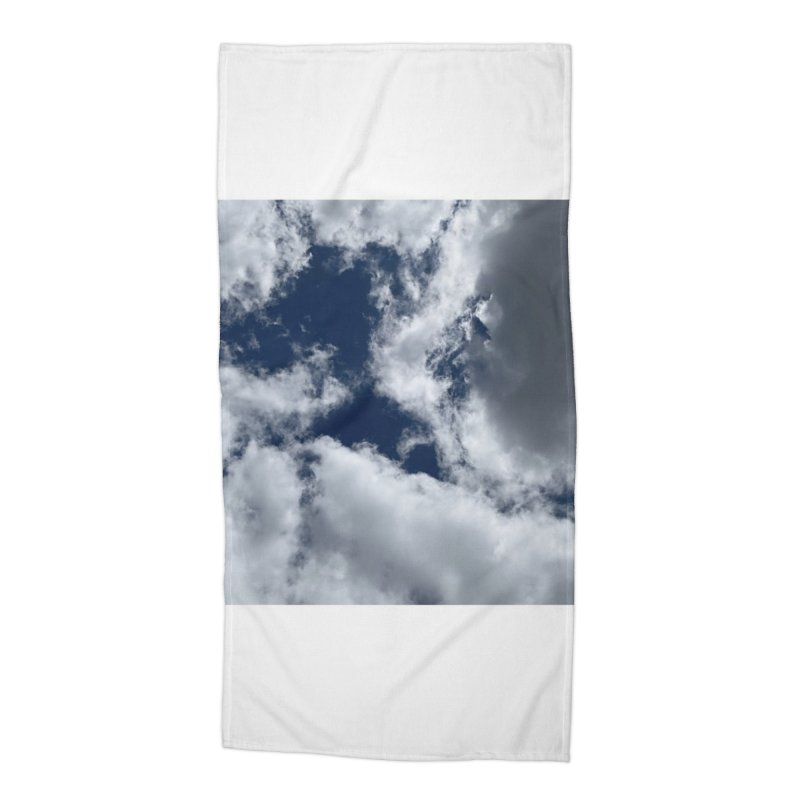 Everything Is Imaginary Accessories Beach Towel by birdboogie's Artist Shop