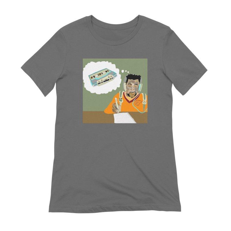 Mad Squirrel Women's T-Shirt by birdboogie's Artist Shop
