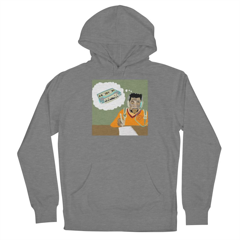 Mad Squirrel Women's Pullover Hoody by birdboogie's Artist Shop