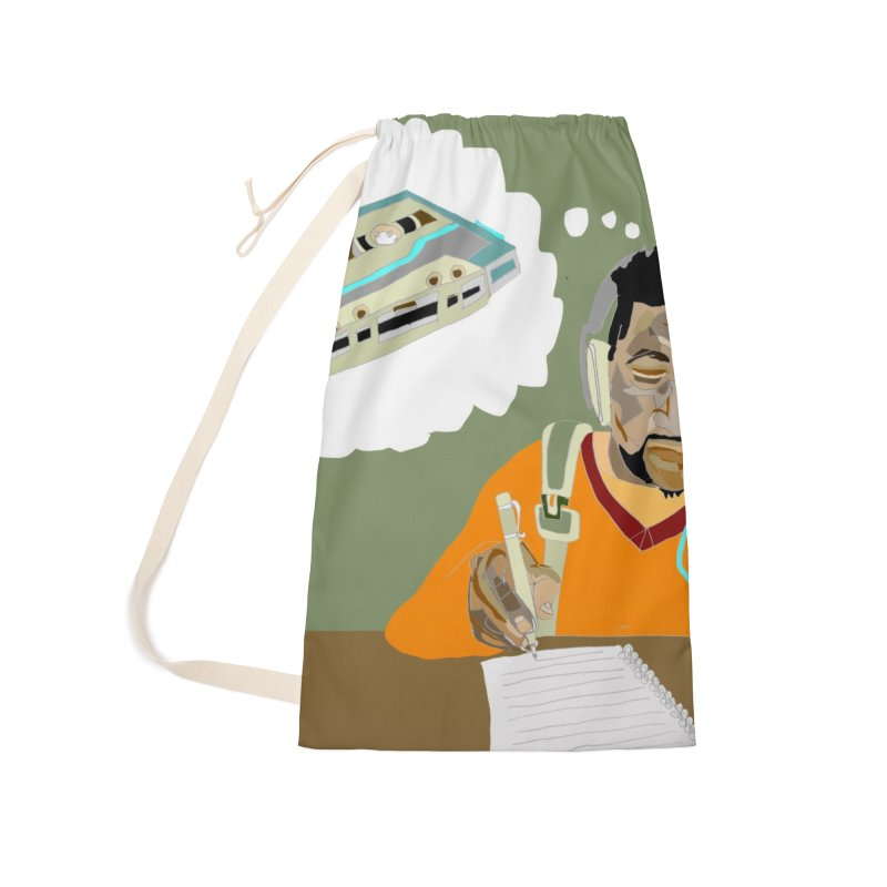 Mad Squirrel Accessories Bag by birdboogie's Artist Shop