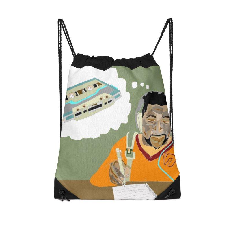 Mad Squirrel Accessories Bag by birdboogie's Artist Shop
