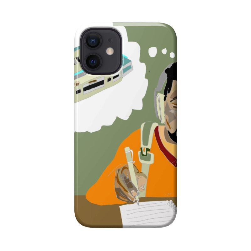 Mad Squirrel Accessories Phone Case by birdboogie's Artist Shop