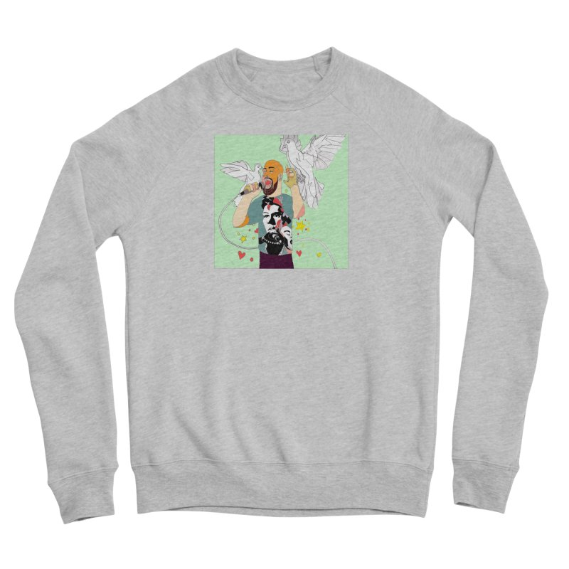 EVERY RAPPER IS A GENIUS Men's Sweatshirt by birdboogie's Artist Shop