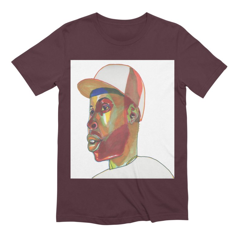 JDILLA Men's Extra Soft T-Shirt by birdboogie's Artist Shop