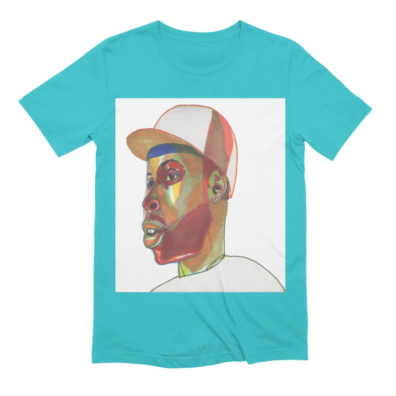 JDILLA Men's T-Shirt by birdboogie's Artist Shop
