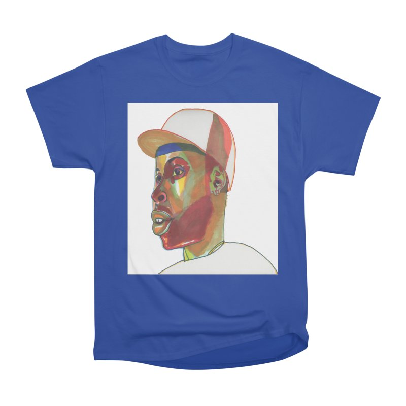 JDILLA Men's Heavyweight T-Shirt by birdboogie's Artist Shop