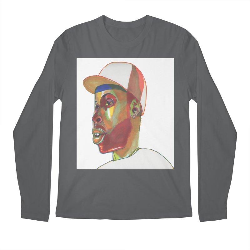JDILLA Men's Longsleeve T-Shirt by birdboogie's Artist Shop