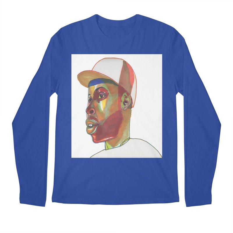 JDILLA Men's Regular Longsleeve T-Shirt by birdboogie's Artist Shop