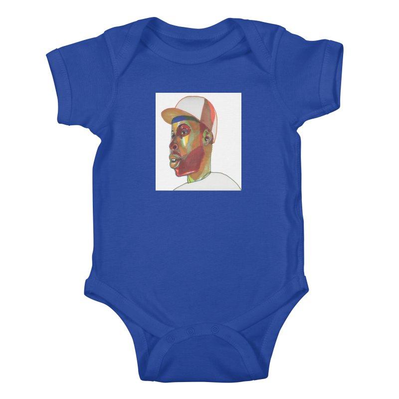 JDILLA Kids Baby Bodysuit by birdboogie's Artist Shop