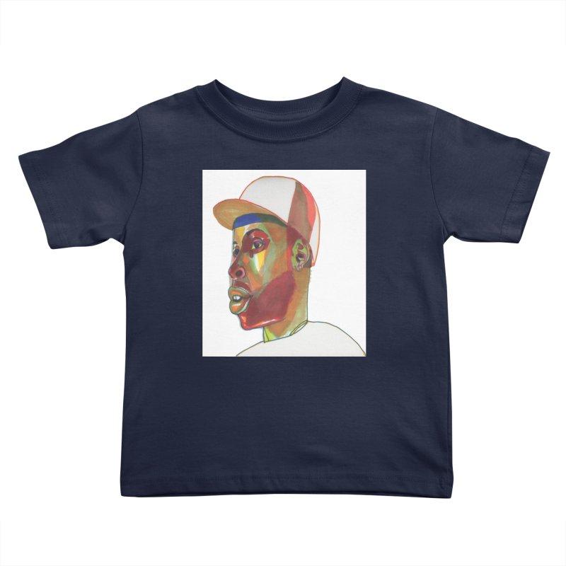 JDILLA Kids Toddler T-Shirt by birdboogie's Artist Shop