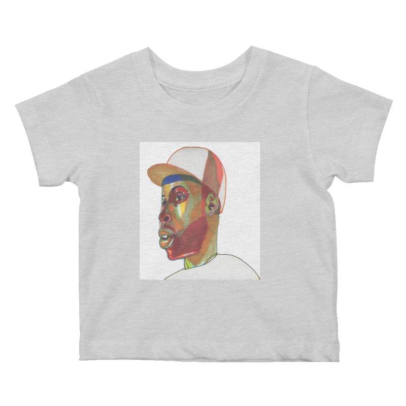 JDILLA Kids Baby T-Shirt by birdboogie's Artist Shop