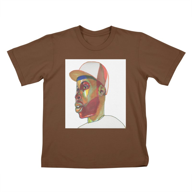 JDILLA Kids T-Shirt by birdboogie's Artist Shop