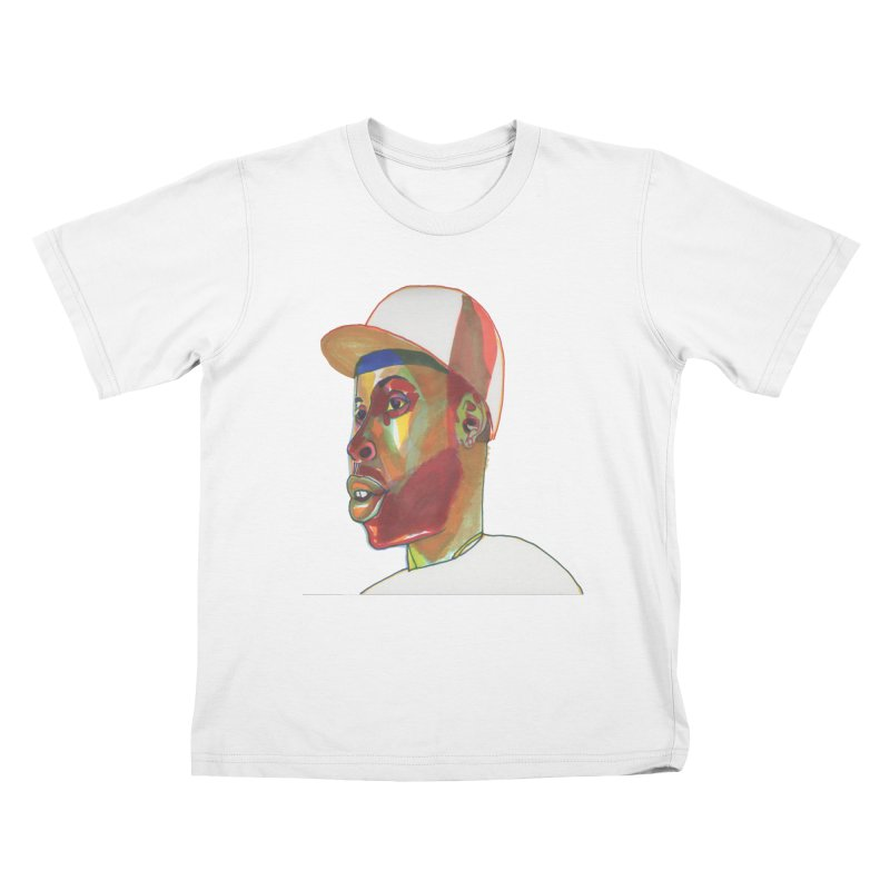 JDILLA Kids T-Shirt by birdboogie's Artist Shop