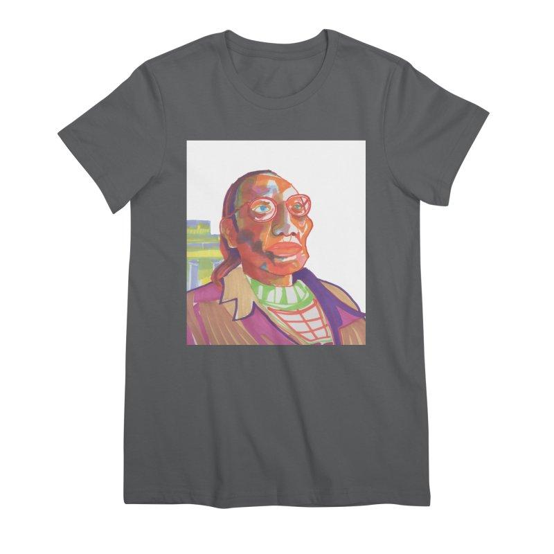 Nathan Phillips Women's T-Shirt by birdboogie's Artist Shop