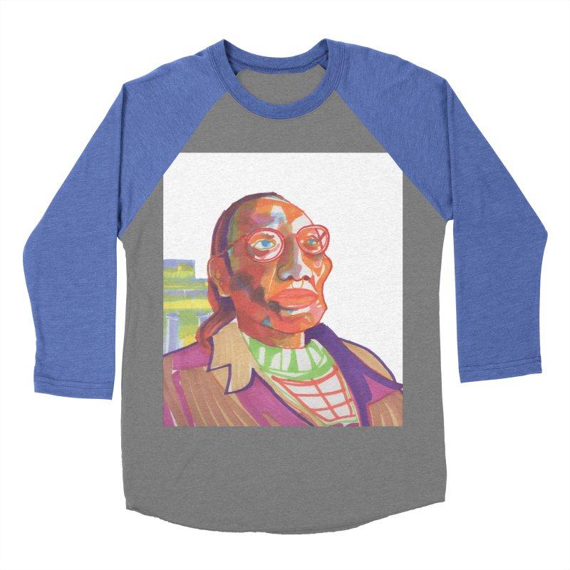 Nathan Phillips Men's Baseball Triblend Longsleeve T-Shirt by birdboogie's Artist Shop