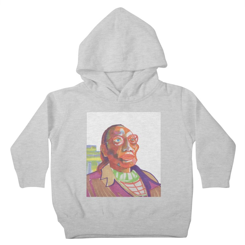 Nathan Phillips Kids Toddler Pullover Hoody by birdboogie's Artist Shop