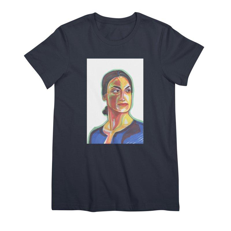 AOC Women's T-Shirt by birdboogie's Artist Shop