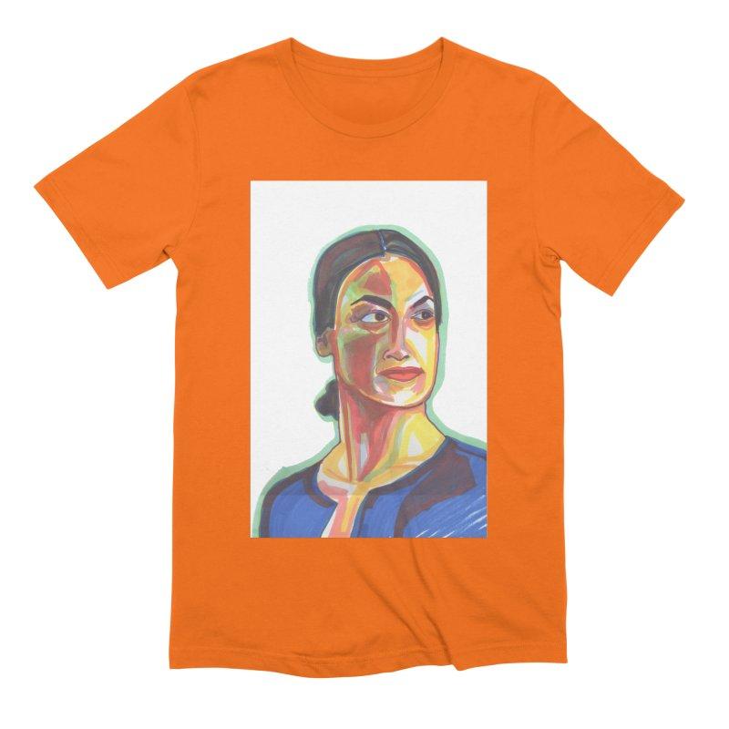 AOC Men's Extra Soft T-Shirt by birdboogie's Artist Shop