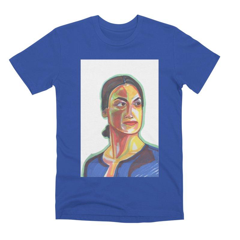 AOC Men's Premium T-Shirt by birdboogie's Artist Shop